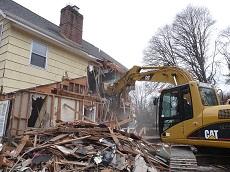 Sydney House Demolition